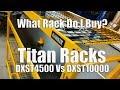 DEWALT Titan Garage Storage Racks | DXST4500 Vs DXST10000