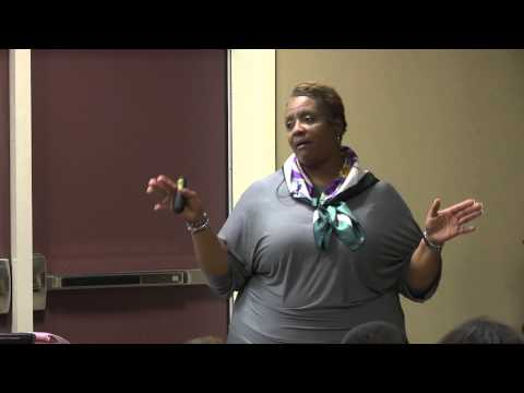 Jim Wood Speaker Series : Joyclan Sumpter