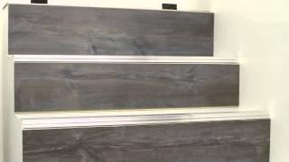 Отделка лестниц ламинатом с профилем Quick Step Incizo 5 в 1(Сделайте свою лестницу из ламината с универсальный профилем Quick Step Incizo. Профиль предназначен для отделки..., 2014-11-29T22:40:11.000Z)