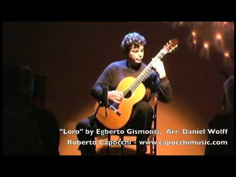 Roberto Capocchi plays