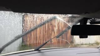 Дворники от Skoda Rapid на VW Polo Sedan
