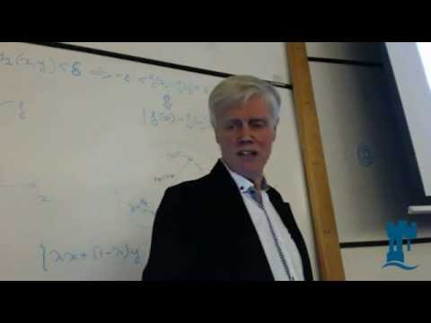 Lecture - Anders Stephanson on Presenting Philippines