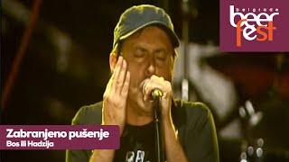 Zabranjeno pusenje - Bos ili Hadzija live @Belgrade Beer Fest 2012