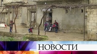 В сирийской провинции Хама обострилась ситуация.