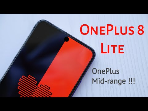 OnePlus 8 Lite - A Mid-Range Smartphone From OnePlus ???