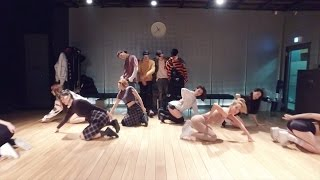 WINNER - 'REALLY REALLY' DANCE PRACTICE