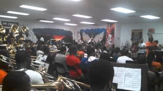 Music Rehearsal Drumline 2