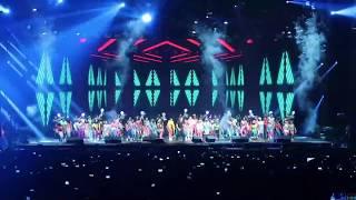 DA-BANGG Tour Performance with SALMAN KHAN