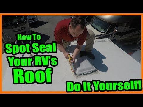 Best RV Roof Sealant | Your RV Lifestyle