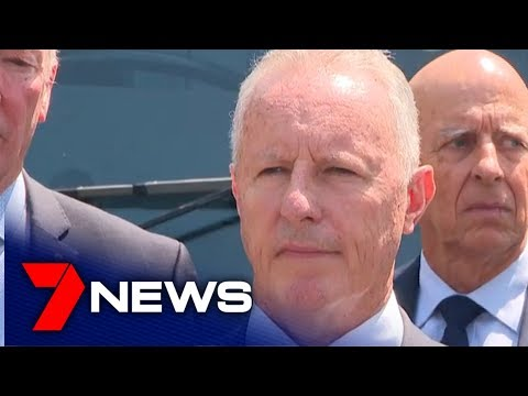 Former Australian Fire Chiefs Ask Government To Act On Climate Change | 7NEWS
