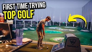 AWESOME ROAD TRIP - CONVERTIBLE CAMARO - TOPGOLF TAMPA - VLOG