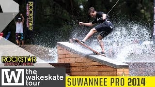 The Wakeskate Tour | 2014 Stop 1 | Suwannee Pro