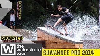 The Wakeskate Tour 2014 - Suwannee Pro
