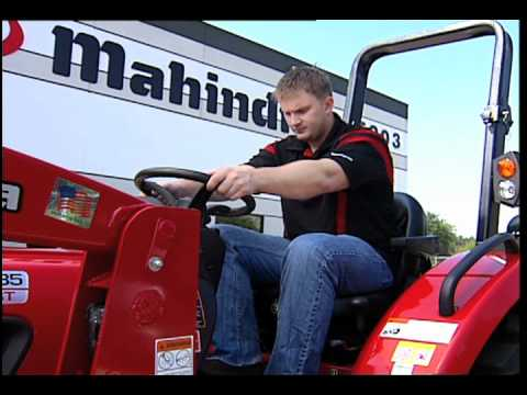 MAHINDRA: THE #1 SELLING TRACTOR IN THE WORLD
