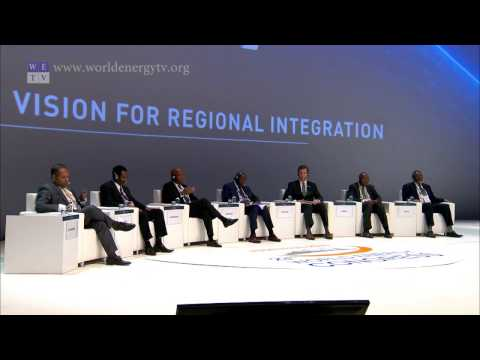 World Energy Congress | Driving the Vision for Regional Integration