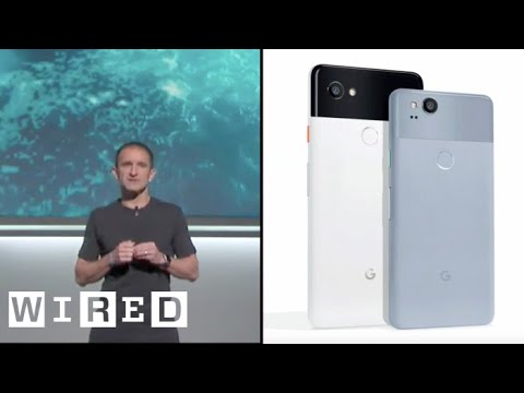 Everything From the Google Pixel Event | WIRED