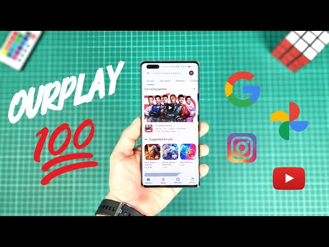 🔥 BEST Method!!! Install Google Play On Every Huawei/Honor Phone - Using OurPlay! No PC | No USB!