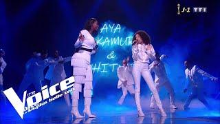 Aya Nakamura et Whitney - Djaja Whitney The Voice 2019 Final