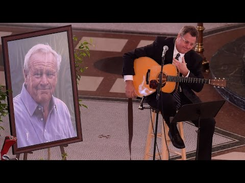 Morning  Drive: Arnold Palmer' Memorial Service | Golf Channel