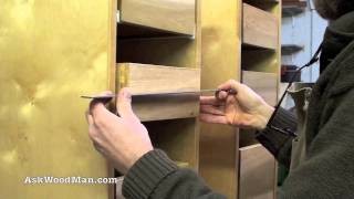 How To Make Plywood Boxes • 62 Of 64 • Woodworking Project For Kitchen Cabinets, Desks, Etc...