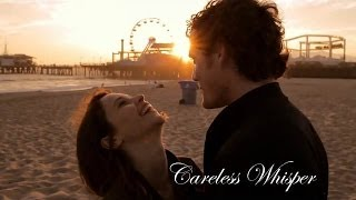Careless Whisper   George Michael  (TRADUÇÃO) HD (Lyrics Video)