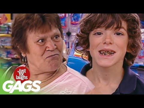 Candy Gags - Best of Just For Laughs Gags