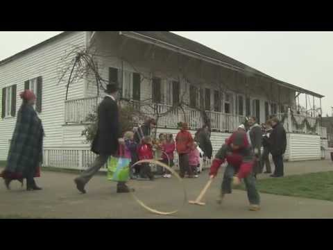 Christmas At The Fort, Fort Vancouver, 2021