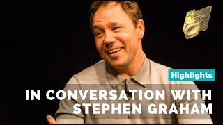 In Conversation with Stephen Graham | Highlights