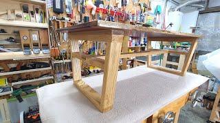 거실 테이블 만들기(다리 제작 과정)-Part2/ 설계…