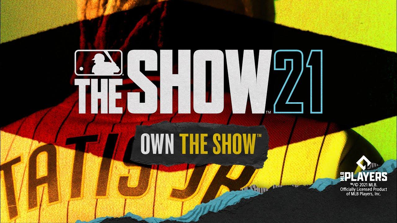 PS5 | PS4《MLB The Show 21》发售预告