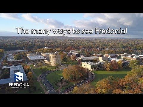 The many ways to see Fredonia