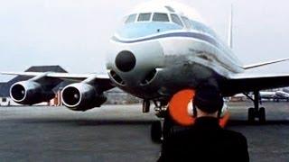 KLM Douglas DC-8 & Lockheed L-188A Electra - 1964