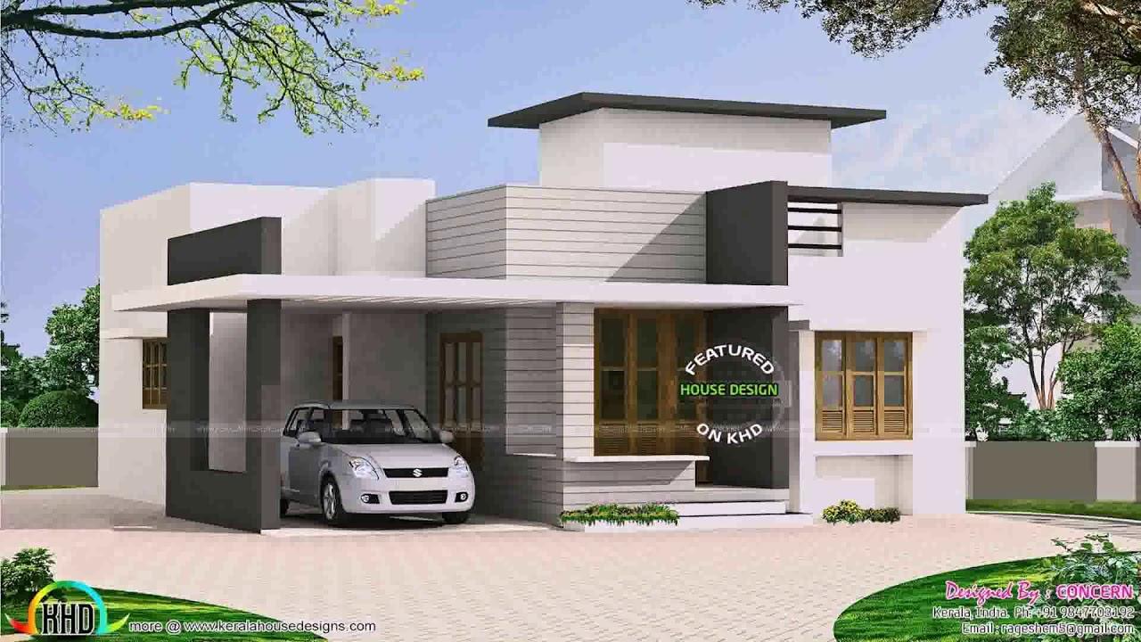 Roof Sheet House Design India Youtube