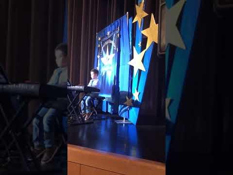 Amir Talent Show Holland Hill School April 27 2019