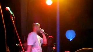 "Homeboy Sandman performing ""Yeah, But I Can Rhyme Though"" @ Good Sun Album Release Party @ SOBs"
