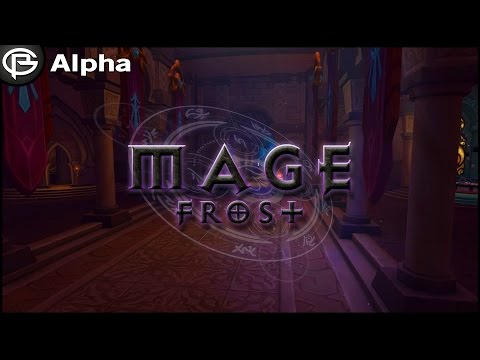 Frost Mage Artifact Quest and Class Hall