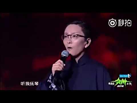 GAI《空城计》跨界合作京剧演员王珮瑜,非常有创意的舞台啊,气场真的好强