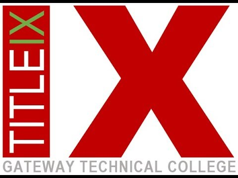 Title IX for Gateway Technical College Employees