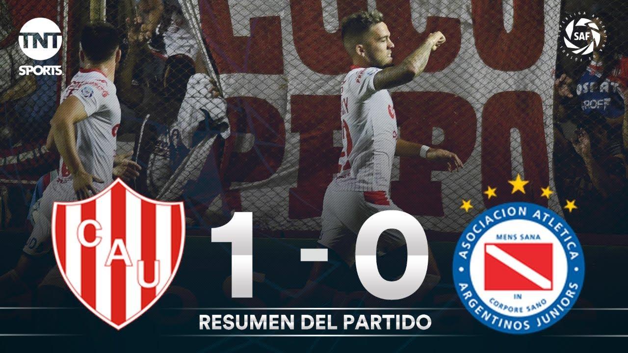 Resumen de Unión de Santa Fe vs Argentinos Juniors (1-0) | Fecha 17 - Superliga Argentina 2019/2020