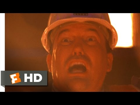 Volcano (3/5) Movie CLIP - A Hero's Sacrifice (1997) HD