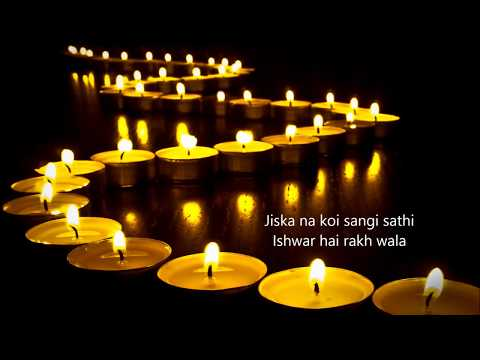 Jyot Se Jyot Jagate Chalo (Lata, Mukesh)Full Prayer song with lyrics