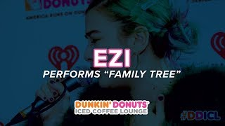 EZI Performs 'Family Tree' Live