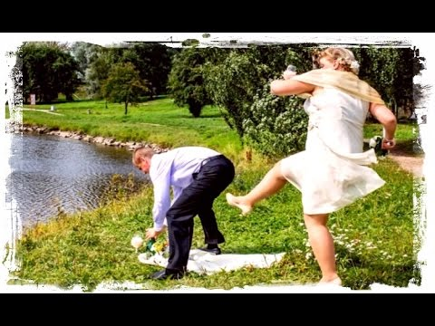 Подборка фото приколов - на свадьбе ►)