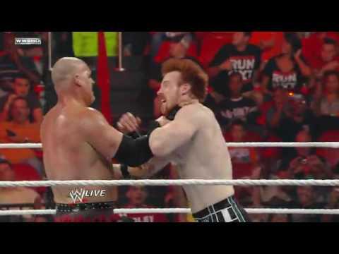 Kane vs. Sheamus - Viewer's Choice Match - YouTube