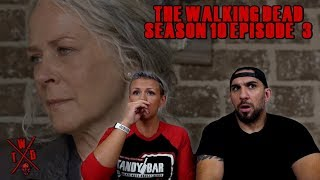 The Walking Dead Season 10 Episode 3 'Ghosts' REACTION!!