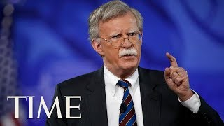 US National Security Advisor John Bolton Speaks After Meetings With Russian Officials | TIME