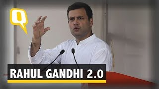 Watch: The Various Avatars of a 'New' Rahul Gandhi | The Quint