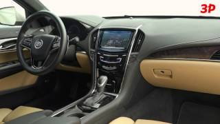 Сравнительный тест Jaguar XE Mercedes Benz C250 Cadillac ATS и Infiniti Q50