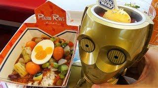 Tokyo Disneyland New Restaurant Plazma Ray's Diner