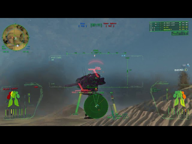 Mechwarrior Living Legends Chaos March T80 B452 Capellan Commonality Attack Genoa Map 2 Erosion